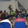 Salvador, BA - Jovens de todas as idades participam do Encontro Literário #EuLeioPaivaNetto, destacando o Amor do Novo Mandamento de Jesus nas obras do escritor Paiva Netto.