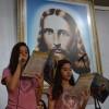 Belo Horizonte, MG- Integrantes da Pré-Juventude fazem a leitura do Tratado no Novo Mandamento de Jesus preparando o ambiente para a44º Fórum Internacional do Jovem Ecumênico da Boa Vontade de Deus.