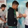 BELO HORIZONTE, MG —Foi grande a emoção de todos os jovens que passaram pelaCerimonia de Iniciação Espiritual. Na ocasião, os jovens manifestaram sua alegria em participar do evento.