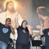 RIO DE JANEIRO, RJ —Banda Fênix Jesus empolga, com a alegria do Cristo, o público presente na Igreja Ecumêninca da Religião Divina!