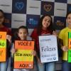 Recife, PE —Os Soldadinhos de Deus e a Pré-Juventude da Religião Divina deram as boas-vindas ao público.