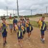 Campina Grande, PB - Sorriso de agradecimento das famílias e crianças atendidas pela LBV!