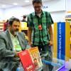 SEXTA-FEIRA, 1º — A programação do dia incluiu uma sessão de autógrafos do filósofo, escritore educador Mario Sergio Cortella.