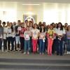 PORTO ALEGRE, RS —Jovens gaúchos participam da Cerimônia de Iniciação Espiritual e reafirmam seu compromisso com Jesus, o Cristo Ecumênico, o Divino Estadista.