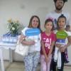 Rio de Janeiro, RJ — No bairro de Del Castilho, família participa da Cruzada do Novo Mandamento - Reunião em Homenagem ao Anjo da Guarda, nas comemorações do Dia dos Pais.