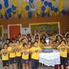 Foz do Iguaçu , PR – Durante a solenidade da entrega dos kits pedagógicos, o Centro Comunitário de Assistência Social da LBV comemorou seu 36° aniversário, a serem completados no dia 22 de março.