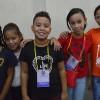 Recife, PE - Os Soldadinhos de Deus, da LBV, também marcaram presença nas atividades do evento!