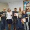 Recife, PE —O Jovem EcumênicoJoão Carlos, deSalvador, BA, conquistou o 2º lugar no Festival de Música Legionaria, com a composição