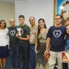Recife, PE —Em 1º lugar, no Festival Internacional de Musica, da LBV, ficou o trio Everson e Renata Limae Elias Miguel, de Maceió, AL, eRecife, PE, com a Música Legionária: