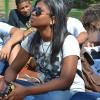 Salvador, BA —Jovens estudam juntos as obras da série