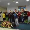 Recife, PE —Em gratidão a Jesus, músicos e público cantam a belíssima Música Legionária: