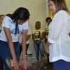 Recife, PE — Jovem participa da Revitalização Espiritual durante a Cerimônia Ecumênica da Religião do Terceiro Milênio.