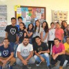Recife, PE — A Família Legionária pernambucana marcou presença no 44º Fórum Internacional do Jovem Ecumênico da Boa Vontade de Deus.