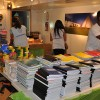 LGW volunteers preparing the supplies que will be Given to the Children During the Backpacks for a Bright Future event.