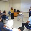Recife, PE - Na oficina deComunicação Criativa,os participantes debateram sobre as lições de Jesus, o Cristo Ecumênico, o Divino Estadista para esta área do saber humano-espiritual.