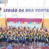 Salvador, BA - O evento contou com uma vasta programação cultural, que incluiu apresentações teatrais e números de músicas interpretados por meninas e meninos que integram o programa Criança: Futuro no Presente!.
