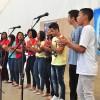 Salvador, BA — MuitaMúsica Legionáriaalegrou o momento de confraternização das famílias.