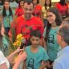Salvador, BA — Emoção, conforto e força para vencer os desafios em família foram alguns dos grandes benefícios adquiridos durante o Encontro.