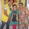São José/SC: Famílias atendidas ao longo do ano pela LBV em seu Centro Comunitário de Assistência Social recebem kits pedagógicos da campanha Criança Nota 10!, edição 2018.