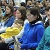 Americana, SP — Os vibrantes Jovens Ecumênicos da Boa Vontade de Deus, de todas as idades, participaram da Cruzada do Novo Mandamento de Jesus em Homenagem ao Anjo da Guarda, como momento preparatório para as Rodas Espirituais e Culturais, da LBV.