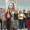 Americana, SP — Em 1º lugar, a JovemEcumênica da Boa Vontade de Deus, Vitória Gabriele de Souza, também de Vargem Grande do Sul.