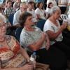 Porto Alegre, RS —O ponto alto da programação foi o momento da poderosa Corrente Ecumênica de Prece. As famílias elevaram ao Divino Mestre a súplicapela Felicidade de seus lares.