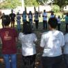 Goiânia, GO — União das gerações! As famílias marcam presença no 42º Fórum da Juventude Legionária e com muita alegria acompanham reflexões ecumênicas.