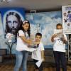 Goiânia, GO —Nas ações da Religião do Amor Fraterno, meninas e meninos aprendem, com linguagem adequada às suas faixas etárias, os ensinamentos de Jesus, o Pedagogo Celeste.