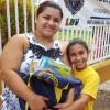 Inhumas, GO — A ação ajudará centenas de crianças e adolescentes a permanecerem na escola com material de qualidade.