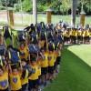 Goiânia, GO — Graças à sua colaboração, a Instituição oferece o apoio necessário para que crianças e adolescentes possam ter um aprendizado de qualidade e uma infância longe dos perigos da rua.