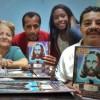 JOINVILLE, SC — Felicidade da família Rosário ao fazer a Cruzada do Novo Mandamento de Jesus no Lar.