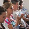 INHUMAS, GO — Integração com o Mundo Espiritual Superior fez parte do Econtro Ecumênico, durante a Prece Ecumênica do Pai-Nosso.