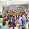 Anápolis, GO — Com apresentações culturais, atendidos abrilhantaram a cerimônia de entrega dos kits pedagógicos da LBV, que recebeu a presença de pais e responsáveis, voluntários, colaboradores e a imprensa local.