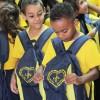 Anápolis, GO — A LBV acredita que é possível a construção de um mundo melhor por meio da educação. Por isso, a Instituição entregou, por meio da campanha Criança Nota 10!, centenas de Kits de materiais pedagógicos a meninas e meninos atendidos ao longo do ano.