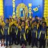 Petrópolis, RJ: Por intermédio dessa iniciativa, a LBV beneficia com Kits de materiais pedagógicos e conjuntos completos de uniformes crianças e adolescentes de famílias de baixa renda em todo o Brasil.