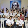 Fortaleza, CE -Em parceria com a Juventude Ecumênica, a Pré-Juventuderealiza, na Religião Divina, atividades fraternas, com o objetivo de aprender e transmitir os Divinos Ensinamentos de Jesus.