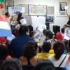 ASSUNÇÃO, PARAGUAI — Famílias felizes acompanham o 16º Fórum Internacional dos Soldadinhos de Deus, da LBV.