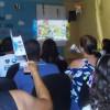 CAMPO GRANDE, MS — Vibração contagiante durante as palavras do educador Paiva Netto.