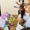 """Franca, SP — Na oportunidade, as crianças falaram para o público a importância de fazer a prece no dia-a-dia. Segundo Francisco Gondim, de 11 anos, """"a prece é a nossa mais forte alegria"""