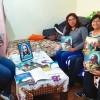 La Paz, Bolivia — Cruzada del Nuevo Mandamiento de Jesús en el Hogar de la Familia Aguilar Laquis