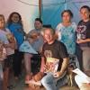 San Bernardino, Paraguay — Reunión ecuménica en el Hogar de la Hermana Lorenza Chena