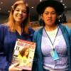 """Clementina Garnica Cruz, representante das Trabalhadoras do Campo e dirigente da Confederação das Mulheres Camponesas Indígenas da Bolívia, as mulheres """"Bartolinas-Sisa""""."""