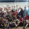 ATALAIA, PR — Juventude Legionária marca presença na casa de Lucia e Carmo Ivo ao realizar a Cruzada do Novo Mandamento de Jesus no Lar, com muita dedicação os jovens promoveram esse encontro ecumênico.