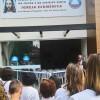 Adamantina, SP — A cerimônia de inauguração das novas instalações daIgreja Ecumênica foi conduzida pelo ministro-pregador da Religião do Amor Fraterno Irmão Émerson Damásio.