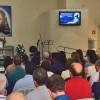Adamantina, SP — A inauguração das novas instalações da Igreja Ecumênica da Religião Divina ocorreu durante a Cruzada do Novo Mandamento de Jesus, Reunião da Comunhão com Deus.
