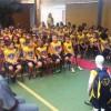 Montes Claros, MG - Em todo o Brasil, serão distribuídos mais de 22 mil kits pedagógicos, além de uniforme e todo o acompanhamento que meninas e meninos recebem durante o ano.