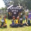 Mogi das Cruzes, SP— O sorriso no rosto das crianças foi a coisa mais bela durante a entrega dos Kits Pedagógicos!