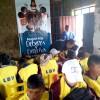 El Alto, Bolívia — As crianças são as protagonistas dessegrande evento solidário que tem o objetivo de promover o protagonismo infantojuvenil, incentivando os Soldadinhos de Deus, da LBV, a utilizarem a criatividade para refletir sobre os temas atuais.