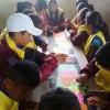 El Alto, Bolívia — Diversas atividades lúdicas foram realizadas com as crianças no 17º Fórum Internacional dos Soldadinhos de Deus, da LBV.