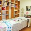 Americana, SP — Todos os móveis e objetos que compõem a Sala Nair Torres foram doados pelos Cristãos do Novo Mandamento de Jesus, sob a coordenação do movimento das Mulheres Legionárias.